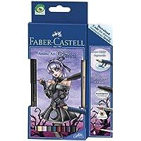 FABER-CASTELL Anime Art Set Gothic