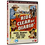 Ride Clear of Diablo (Great Western Collection) [DVD] by Audie Murphy