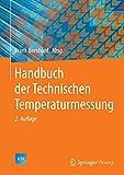 Handbuch der Technischen Temperaturmessung (VDI-Buch) -