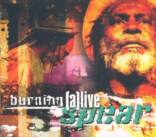 Alive in Concert by Burning Spear