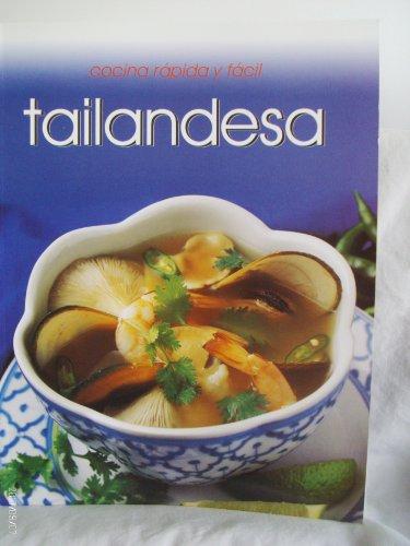 Tailandesa (Cocina Rapida Y Facil)