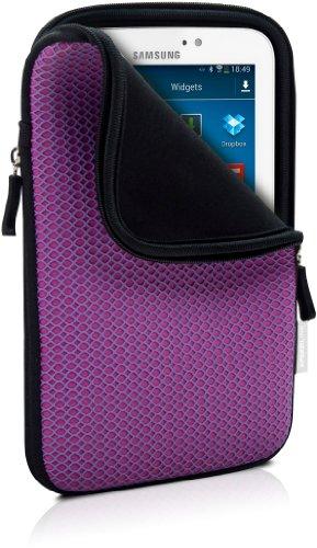 Speedlink Swop Schutzhülle bis 17,8 cm (7 Zoll) für Tablets und eBook Reader (Neopren-Stoff, schützt vor Kratzern und Schmutz) lila