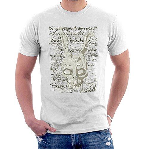 Franks Prophecy Donnie Darko Men's T-Shirt