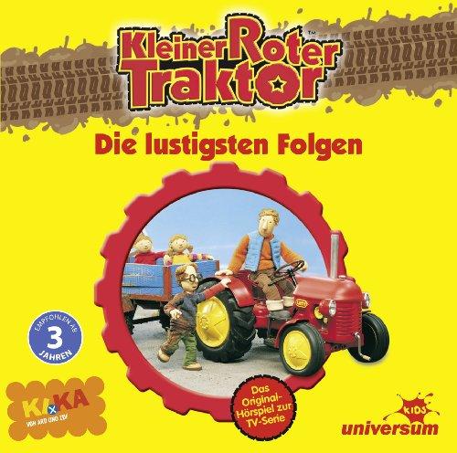 Kleiner Roter Traktor-die Lustigsten Folgen