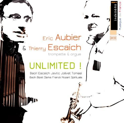 Eric Aubier & Thierry Escaich : L'Art de la Trompette et de l'Orgue