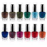 Best SHANY Cosmetics Nail Polish Sets - SHANY Cosmetics Nail Polish Set - 12 Bold Review