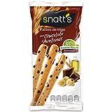 Snatts Grefusa Palitos de Trigo con Pepitas de Chocolate y Avellanas - 68 g