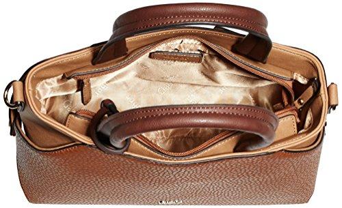 Gabor AMBRA 7351 Damen Henkeltaschen, 30x23x14 cm (B x H x T) Braun (cognac 22)