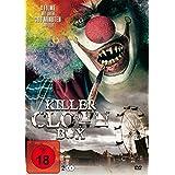 Killer Clown Box - Clown of Fear 1+2 /  Circus of Horror / Freakshow