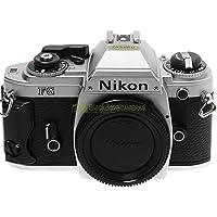 Nikon FG Silver, Reflex automática con Obturador electromecánico.