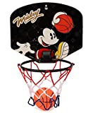 #3: Disney Mickey Basket-Ball Board packed in Header Card Poly Bag for Children of age 3 years onwards | Imported Premium Quality | Certified Safe as per European Safety Standards (EN71) | Sports development toys for Kids | Multi Colour | Includes 1 Board and 1 Basket-Ball