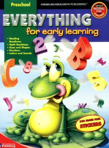 Everything for Early Learning, Grade Preschool (2004-04-01)