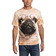 The Mountain Männer Pug T-Shirt