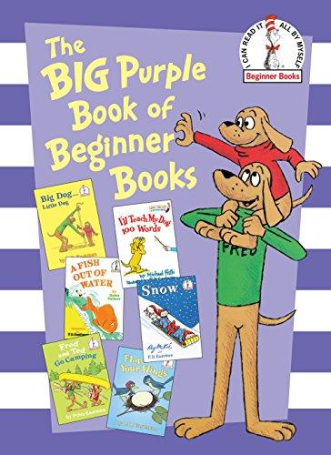 The Big Purple Book of Beginner Books (Beginner Books(R)) - Beginner Of Books Book Big