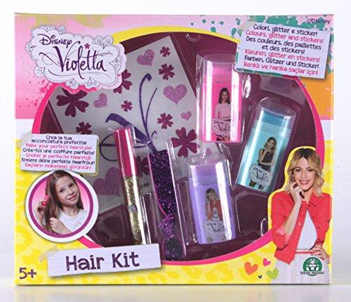 Preisvergleich Produktbild Violetta 70493701 - Hair Kit Spielzeug