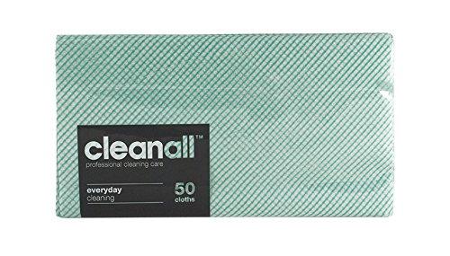 cleanall jcc50g janitors panno, Everyday, colore: verde (Confezione da 24)