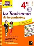 Chouette Le Tout-en-un 4e : nouveau programme (Chouette Entraînement Collège)