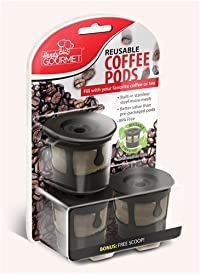 Reusable Eco-Friendly Easy to Clean Coffee Pod