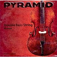 CUERDA CONTRABAJO - Pyramid (Nylon 217201) 1ª Medium Bass 4/4 G (Sol)