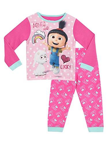 esserlich Mädchen Agnes & Lucky Schlafanzug 110 (Kleines Mädchen In Despicable Me)