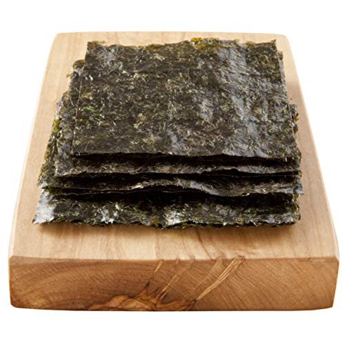 Reishunger Nori Algenblätter