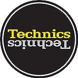 Technics 60659 Duplex Rutschmatte im Spiegeldesign, schwarz