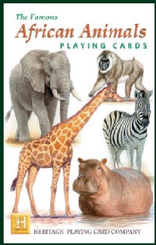 Heritage Playing Cards - Juego de cartas [importado]