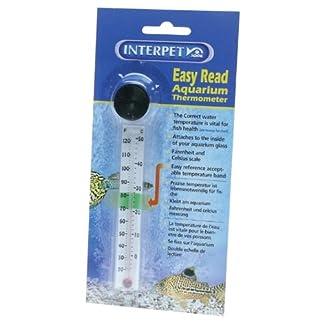 Interpet Easy Read Aquarium Thermometer 7