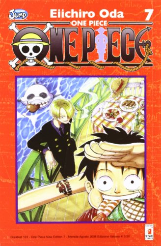 One piece. New edition: 7 51AtIkFsmoL passione lettura Home Page 51AtIkFsmoL