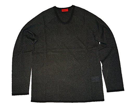 HUGO - Pull - Homme noir Schwarz Taille unique Schwarz
