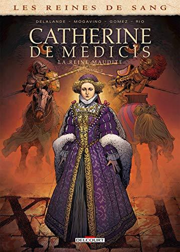Reines de sang - Catherine de Médicis 2 par Simona Mogavino