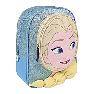 Frozen CD-21-2207 2018 Mochila Tipo Casual, 40 cm, 1 litro, Multicolor
