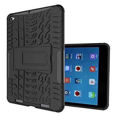 Xiaomi mi Pad 2 7.9'' Case,xiaomi mi Pad 3 Hülle,XITODA Tough Rugged ShockProof Hybrid Kickstand Protection Back Cover Case mit Stand für Xiaomi mi Pad 2 & Xiaomi mi Pad 7,9 Zoll Tablet-PC - Schwarz