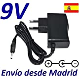 Cargador Corriente 9V Reemplazo Vigilabebes CHICCO Modelo 06653 Vigilabebes Replacement