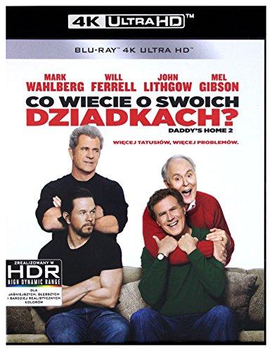 Preisvergleich Produktbild Daddy's Home 2: Mehr Vater,  mehr Probleme! [Blu-Ray 4K] [Region Free]