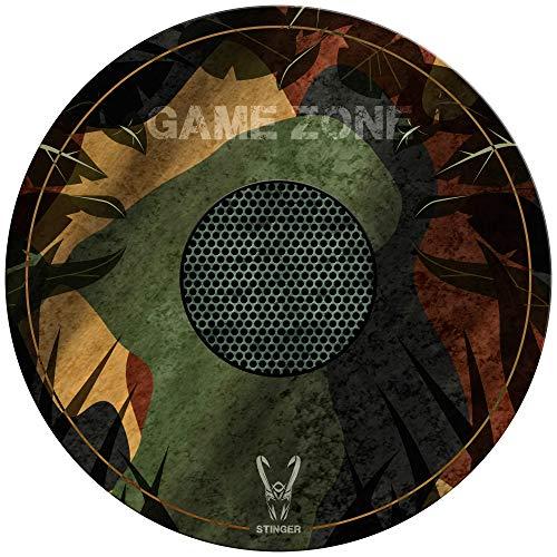 Woxter Stinger Floorpad Camouflage - Alfombrilla Gaming de Suelo, Tapete Protector para...
