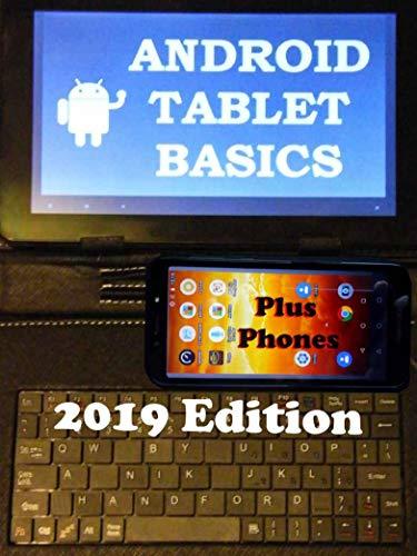 Android Tablet/Phone Basics 2019 (English Edition) eBook: Nik ...