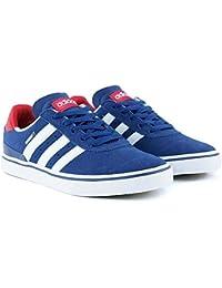 adidas Skateboarding Busenitz Vulc ADV, mystery blue-ftwr white-scarlet