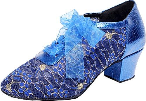 CFP ,  Damen Tanz/Tanzsaal Blau