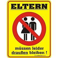 J/äger des Jahres 17cm x 22cm Vatertagsgeschenk Schild von Multinatix