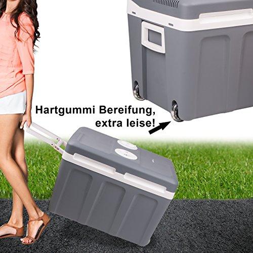 TZS First Austria – 40 L Kühlbox mit Rollen - 5