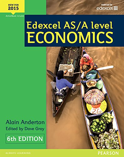 Edexcel AS/A Level Economics (Edexcel AS/A Level Economics for sale  Delivered anywhere in UK