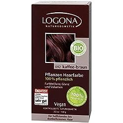 Logona Naturkosmetik, tintura per capelli, a base vegetale, in polvere (100 g)
