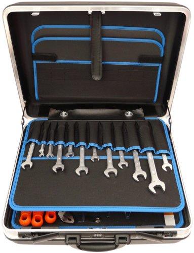 Famex 619-09 Werkzeug Komplettset High-End Qualität in ABS Schalenkoffer 32 L mit 173-teiligem Steckschlüsselsatz - 3
