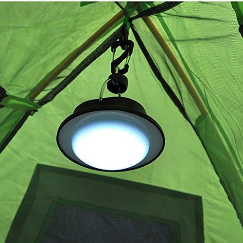 FENSN LED Glühbirne mit Haken und Fernbedienung Für Outdoor Camping Lampe Zelt Lampe Wandern