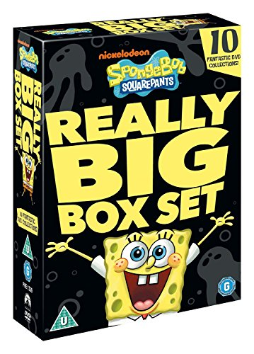 Spongebob Squarepants Really Big Box Set (10 Dvd) [Edizione: Regno Unito] [Reino Unido]