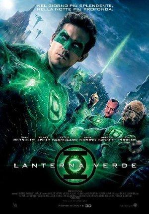 lanterna verde - green lantern (blu-ray) - vn