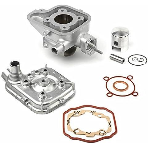 AIRSAL - 33451 : Kit Completo De Aluminio 49,2Cc Peugeot Ludix Agua (01025440)