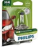 Philips 12342LLECOB1 Scheinwerferlampe H4 Long...
