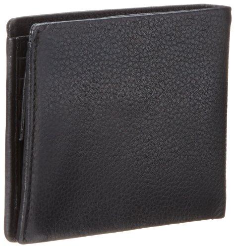 Strellson Carter BillFold H4 4010001190 Herren Geldbörsen, Schwarz (black 900) Schwarz (black 900)